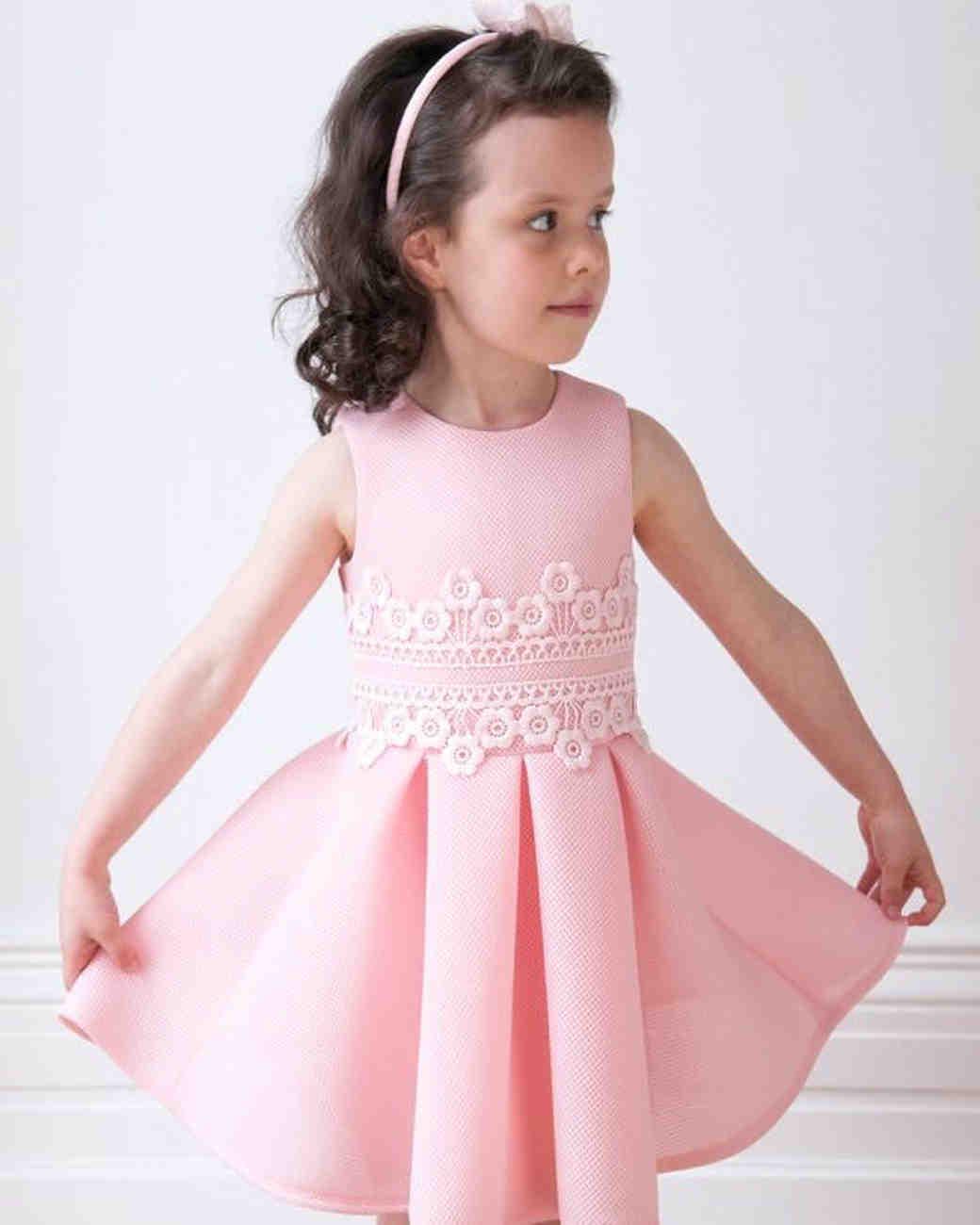 9acc81ba8a2 Our Favorite Sleeveless Flower Girl Dresses