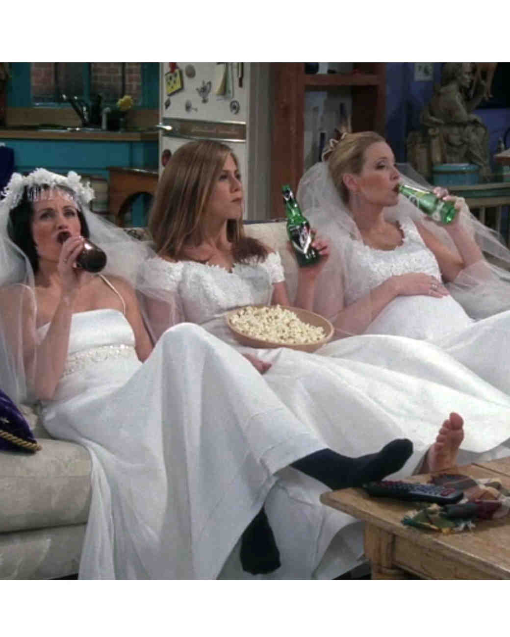 Iconic TV Wedding Dresses That Stole The Show