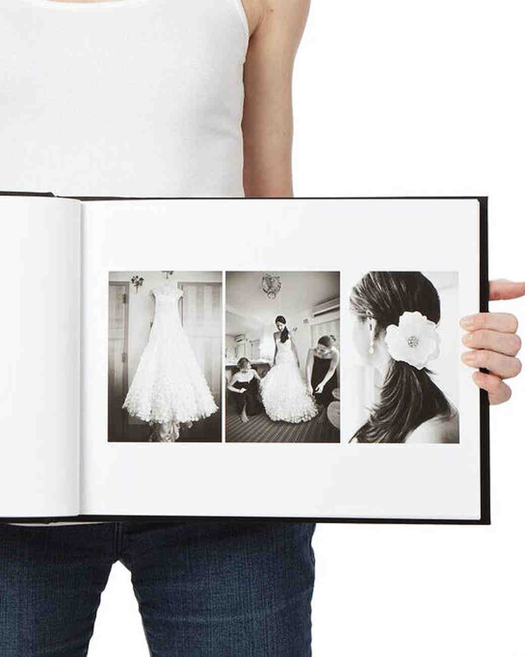wedding album alternatives artist portfolio
