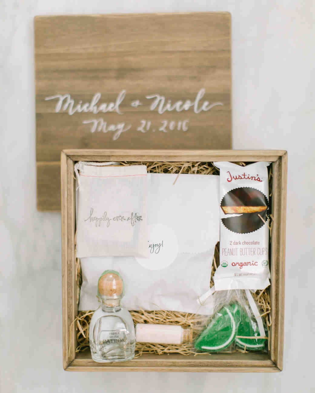 102 Welcome Bags from Real Weddings | Martha Stewart Weddings