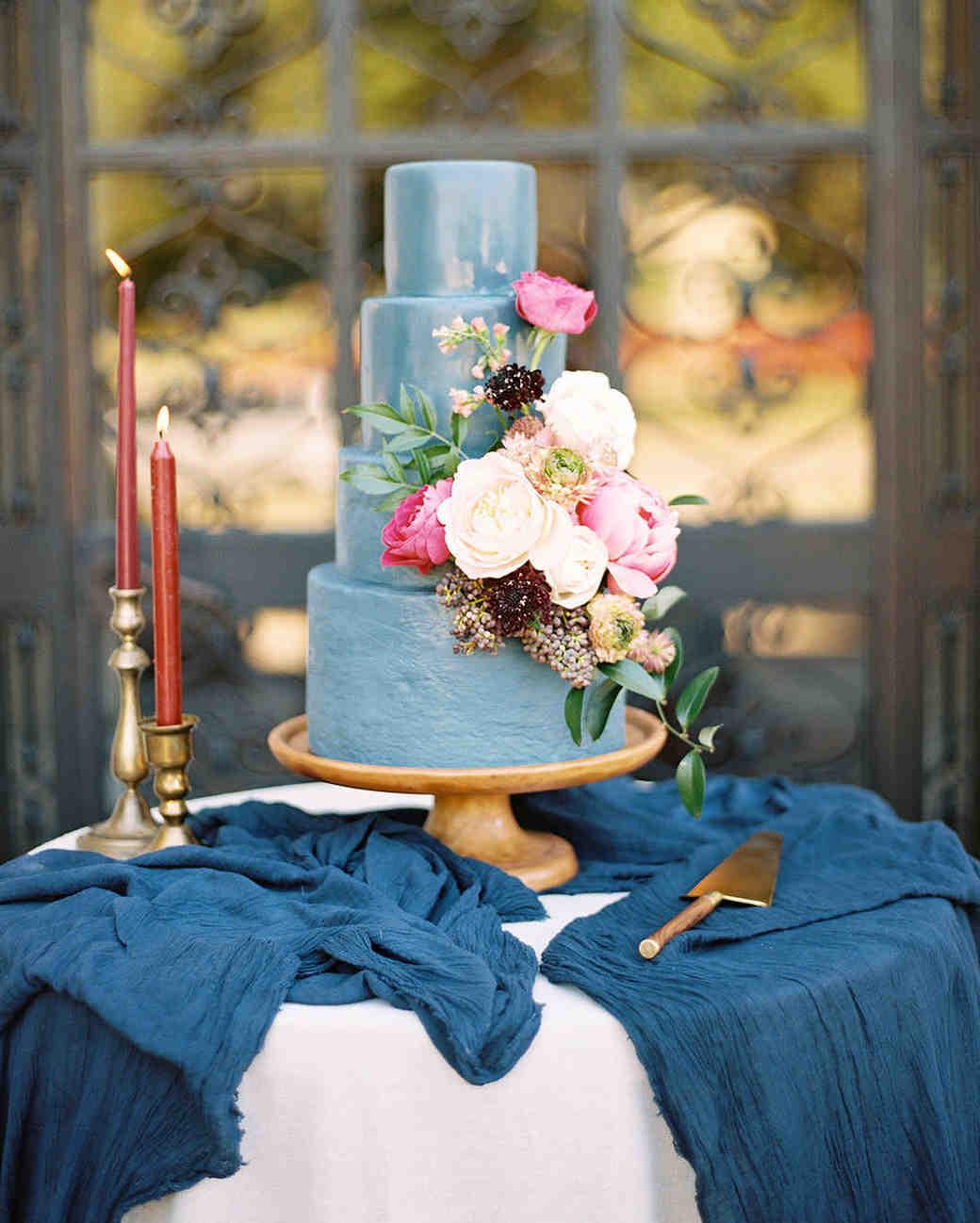 yolanda cedric wedding cake