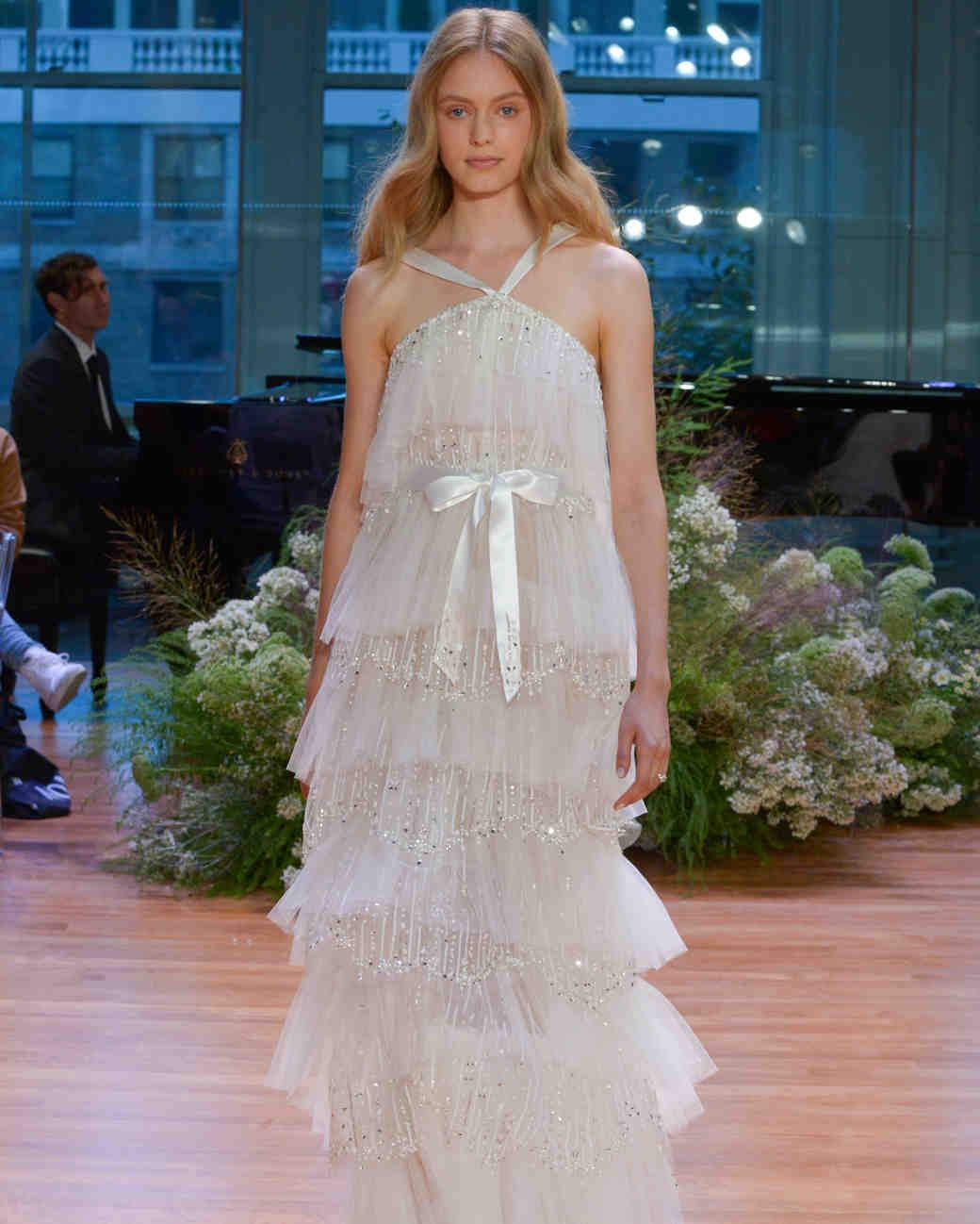 monique lhuillier fall wedding dress collection