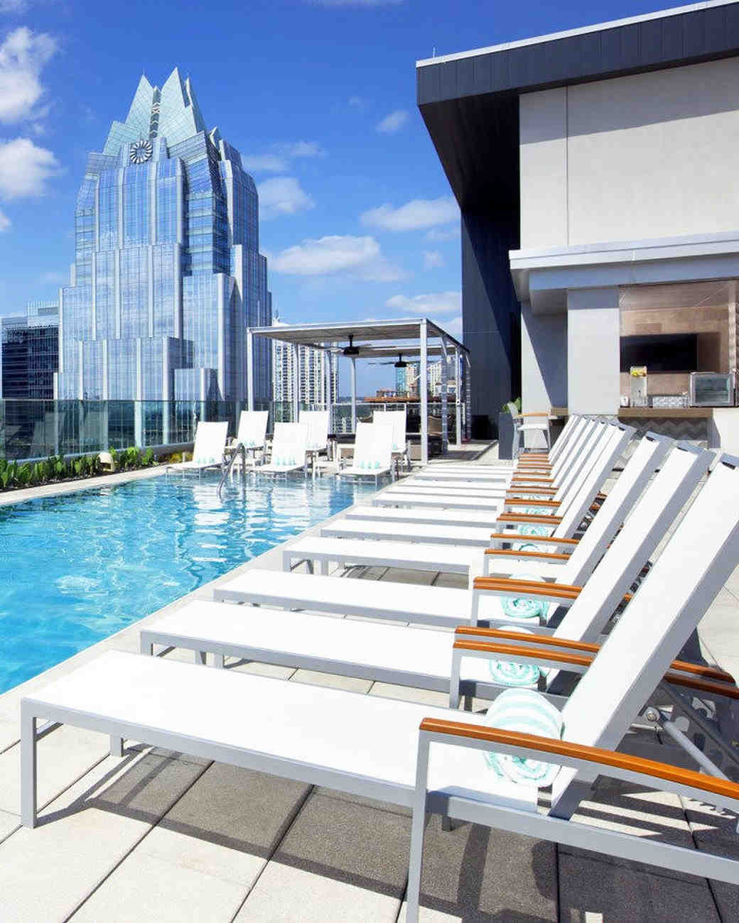 Austin Hotel Party Rooms