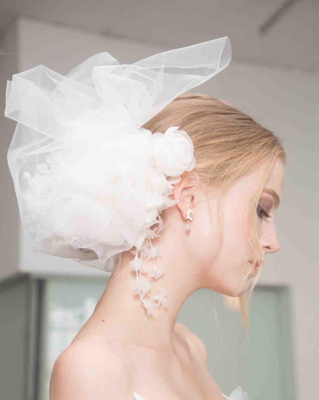 Bride Head Piece 2018