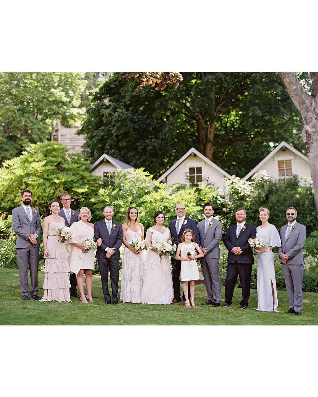 cassandra jason wedding bridal party