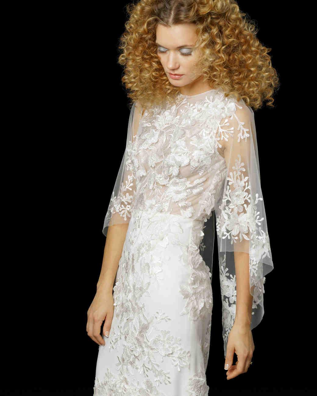 Elizabeth Fillmore Fall 2017 Wedding Dress Collection - Octavia