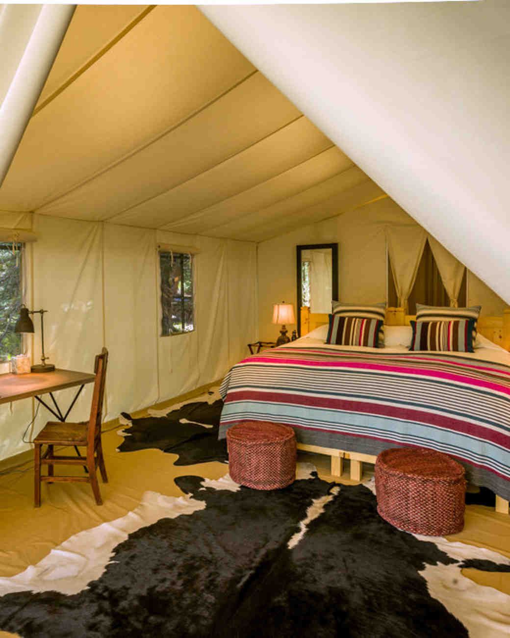 glamping bachelorette retreats dunton river camp
