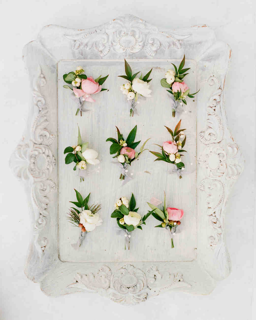 texas wedding boutonnieres