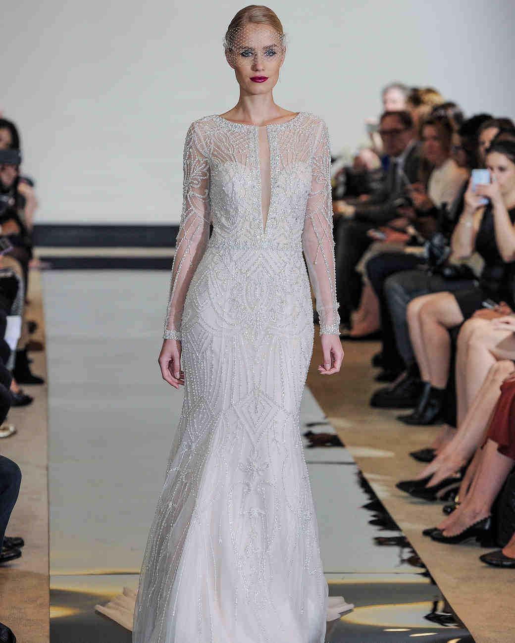 Justin Alexander Mermaid Wedding Dresses