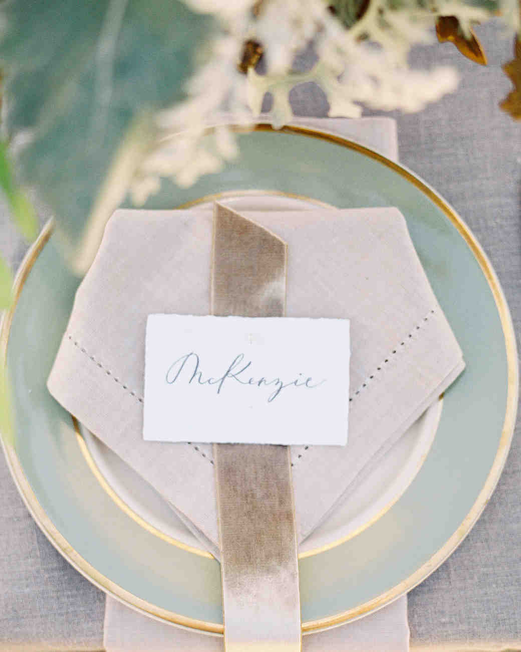 Creative Wedding Place Card Ideas: An Intimate Lakeside Wedding In Telluride