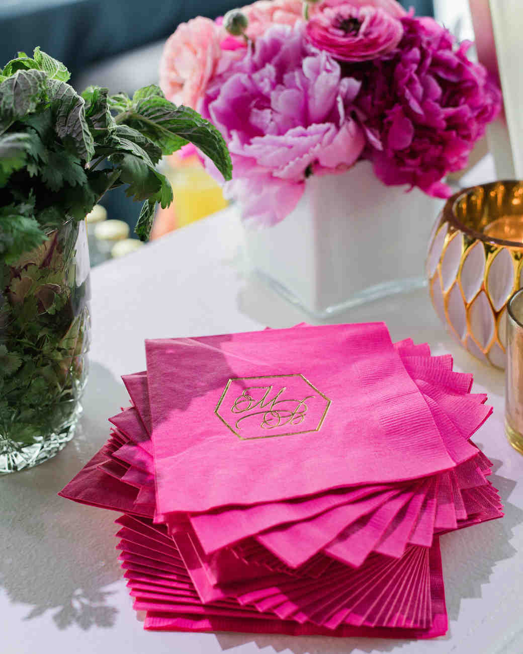 26 Monogram Wedding Ideas We Love | Martha Stewart Weddings