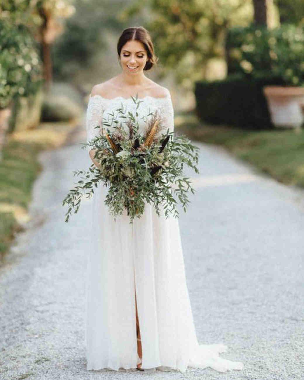 off the shoulder wedding dresses kreativ wedding