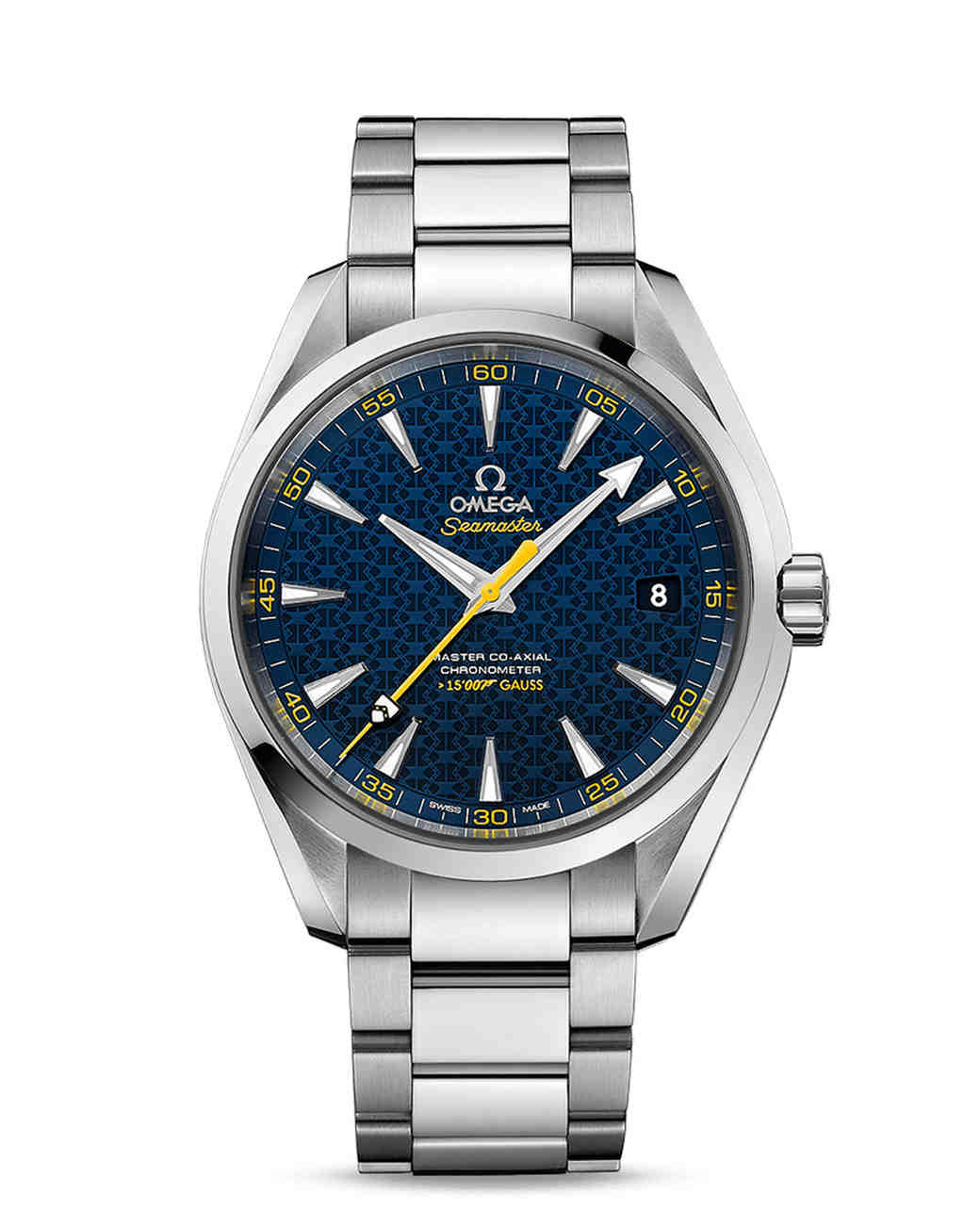 Omega Seamaster Aqua Terra Master Co-Axial Watch