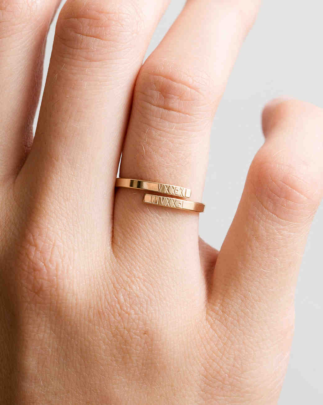 personalized bridesmaids jewelry gift etsy gold ring