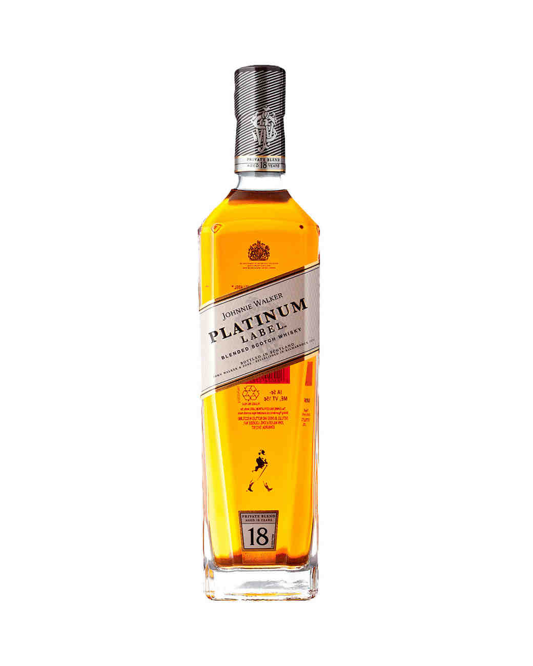 platinum anniversary gifts scotch johnnie walker