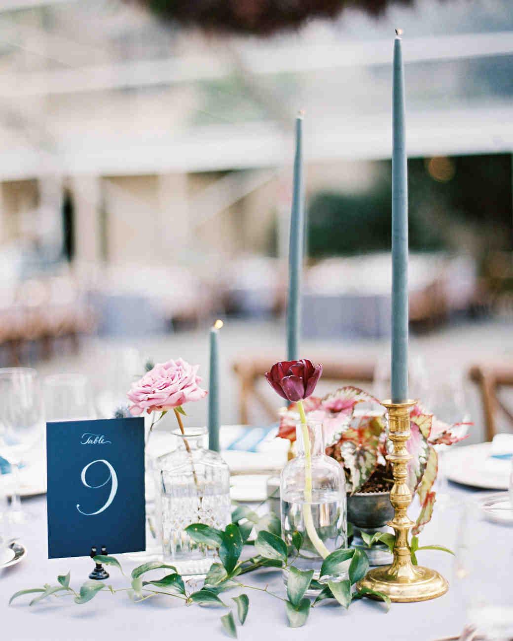 samantha michael wedding tablenumber