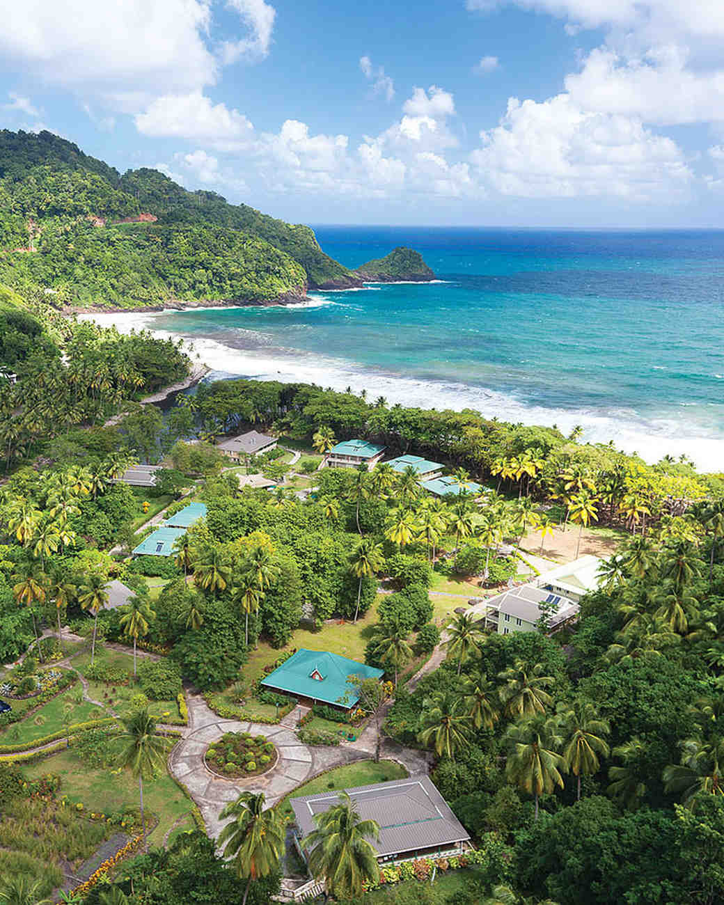 travel dominica republic rosalie bay resort