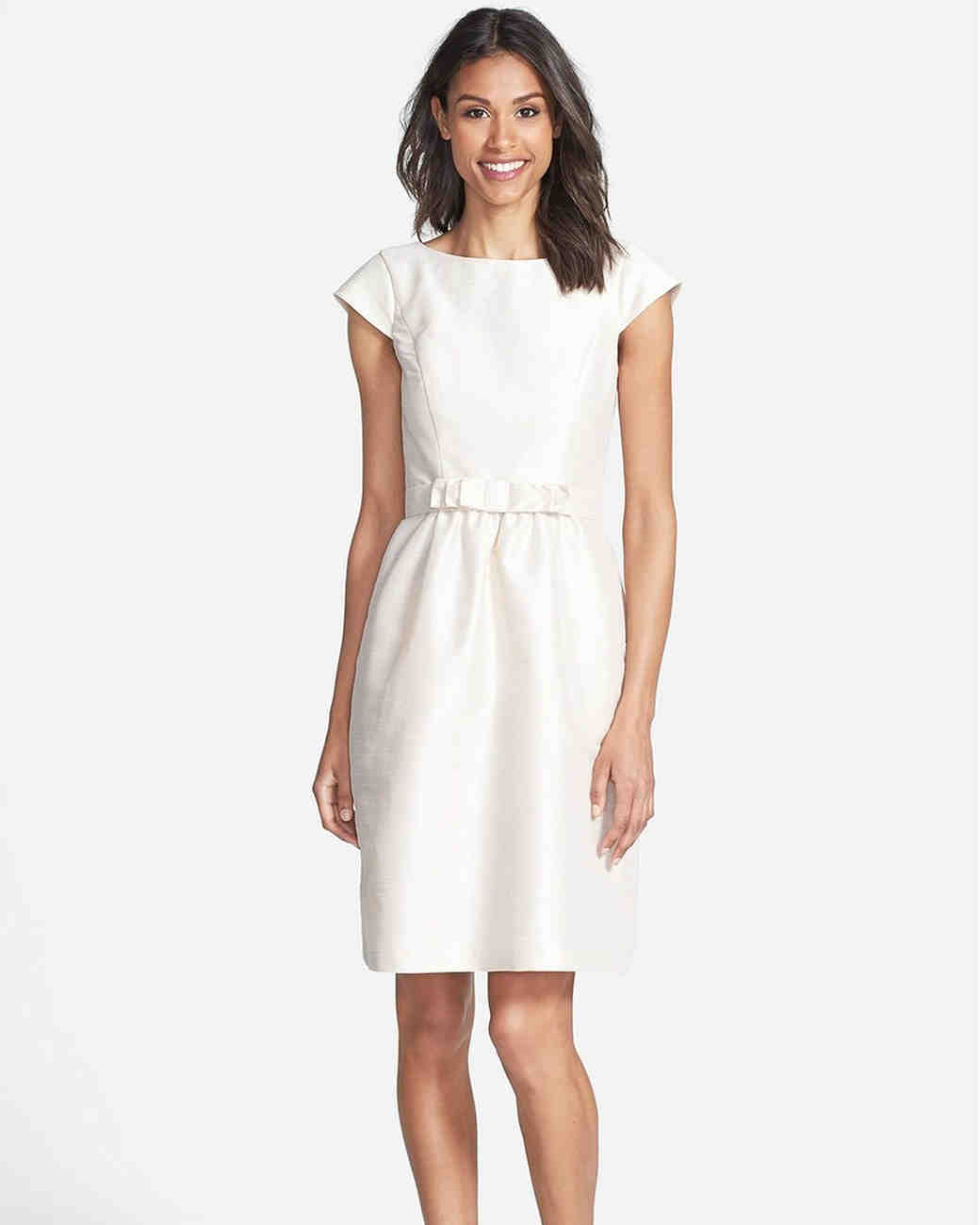 Best Dresses To Wear A Bridal Shower This Spring Martha Weddings