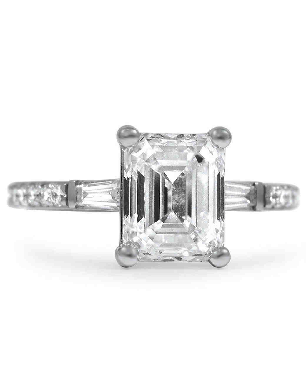 Brilliant Earth Emerald-Cut Engagement Ring