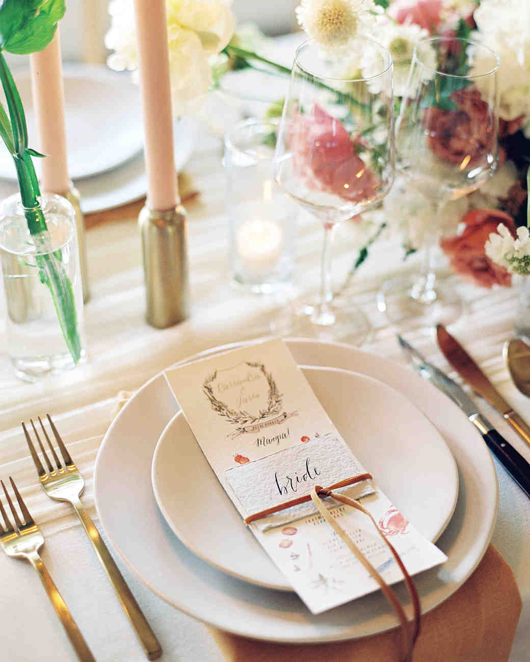 cassandra jason wedding place setting