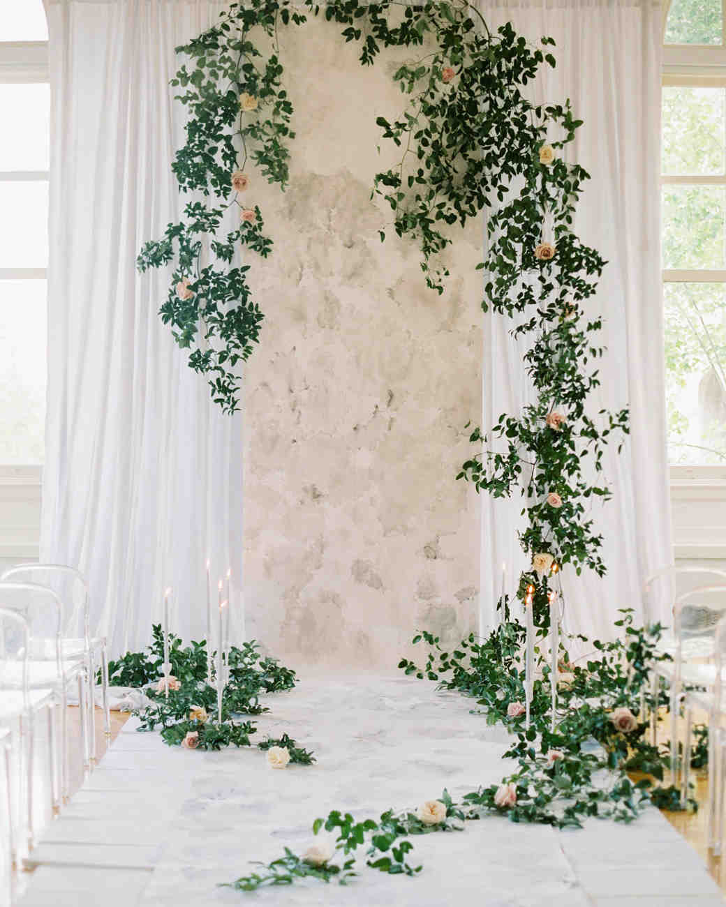 Free Wedding Ideas: Wedding Backdrop Ideas We Love