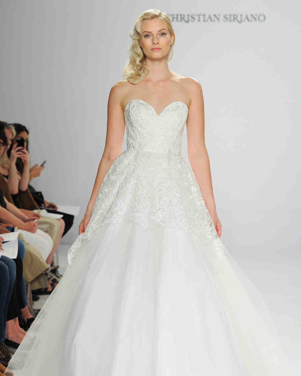 Christian Wedding Gown: Christian Siriano For Kleinfeld Spring 2017 Wedding Dress
