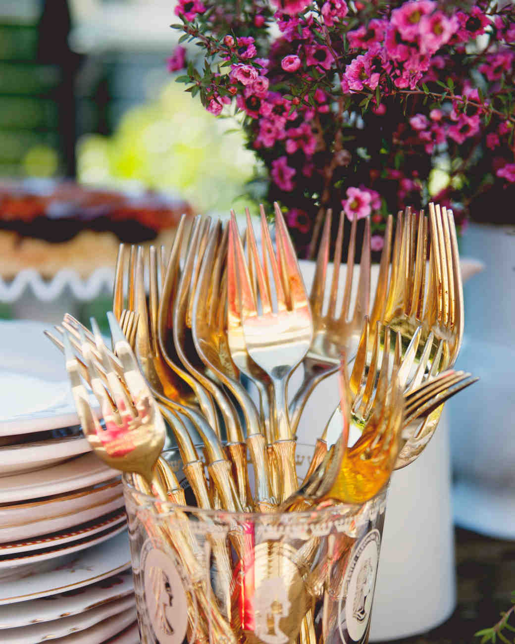 Throw a Bridal Shower Garden Party That Puts a Fun Spin on the High ...
