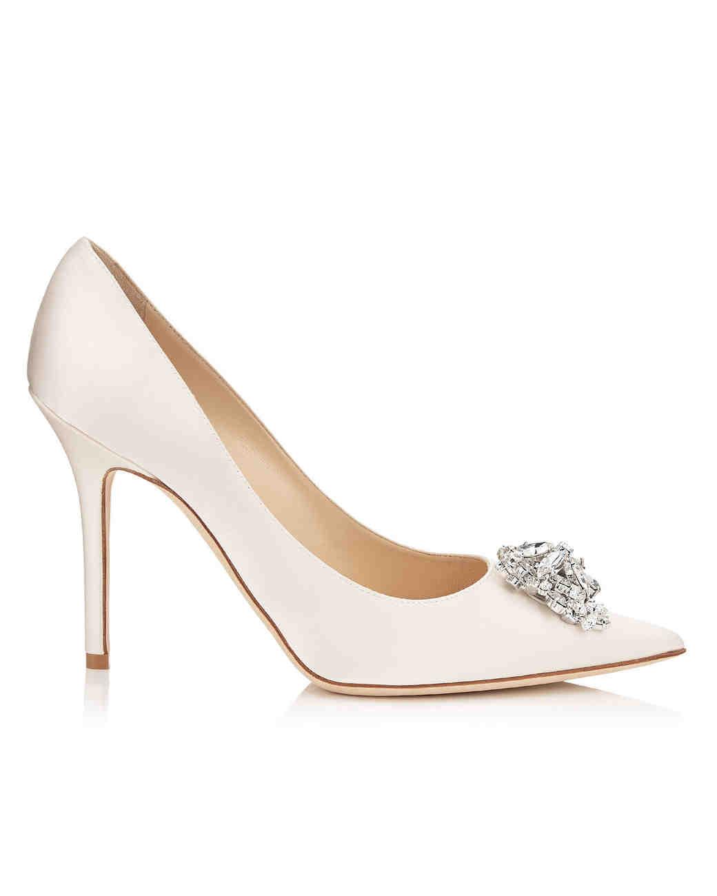 Closed Toe Bridesmaid Shoes