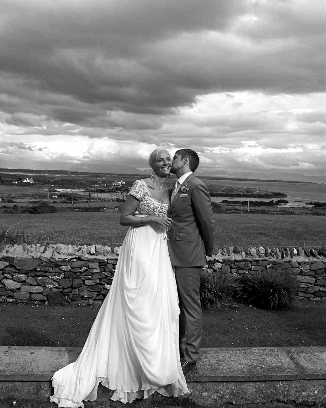 Marchesa Designer Keren Craig Wedding Photo