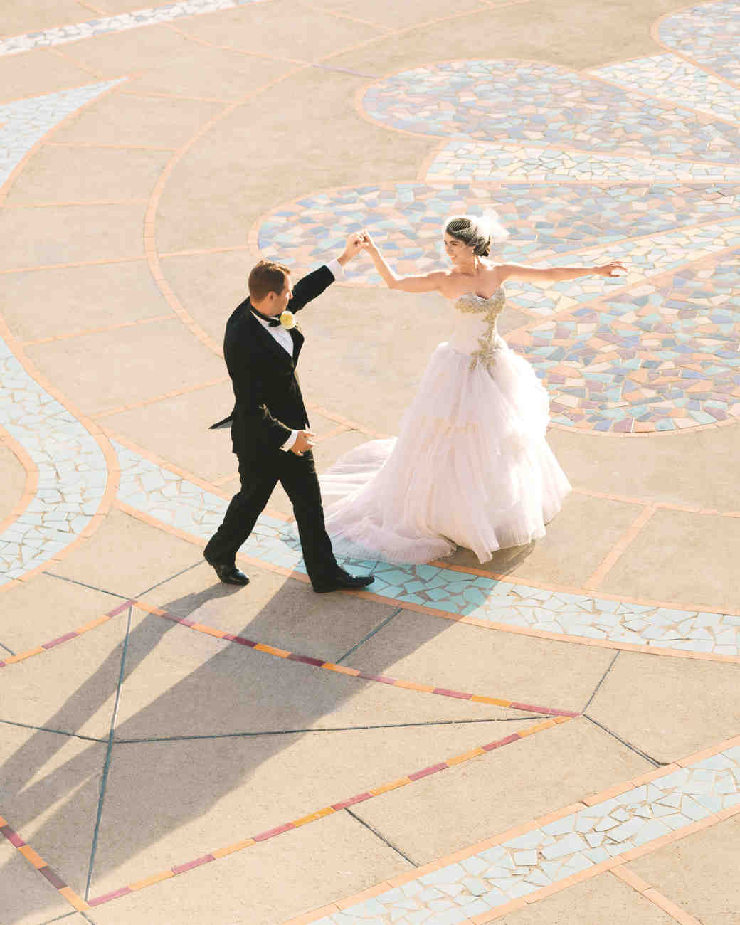 Michelle And Chriss Disney Themed Wedding With A Sophisticated Spin