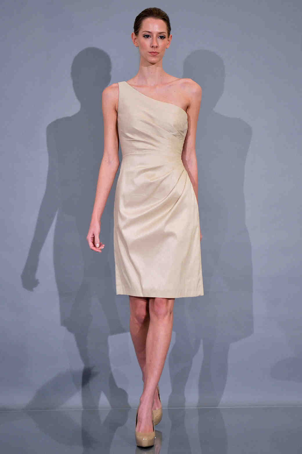 Monique Lhuillier Fall 2012 Bridesmaid Collection Martha Stewart