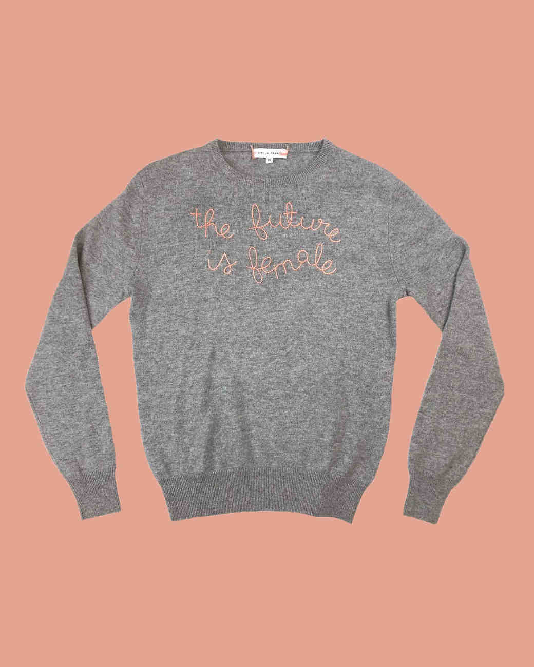 personalized gift cashmere sweater