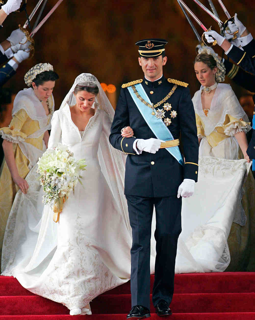 The 15 best royal wedding dresses of all time martha stewart weddings junglespirit Images