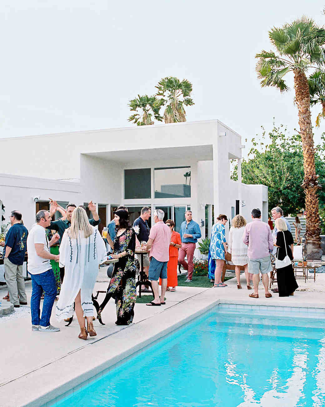 reception pool