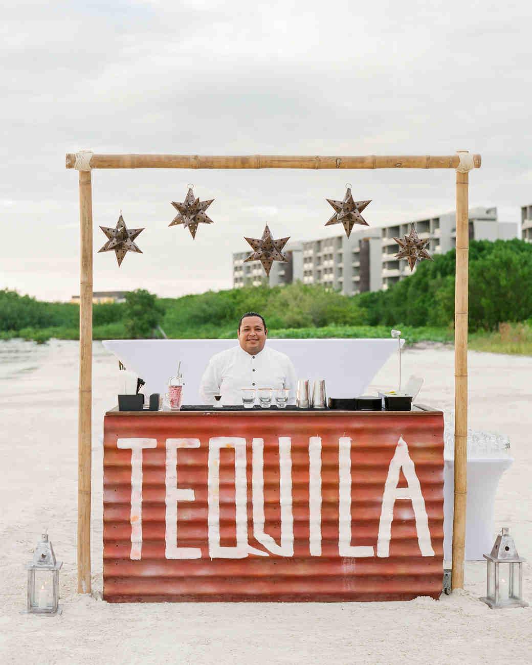 vicky james tequila bar beach