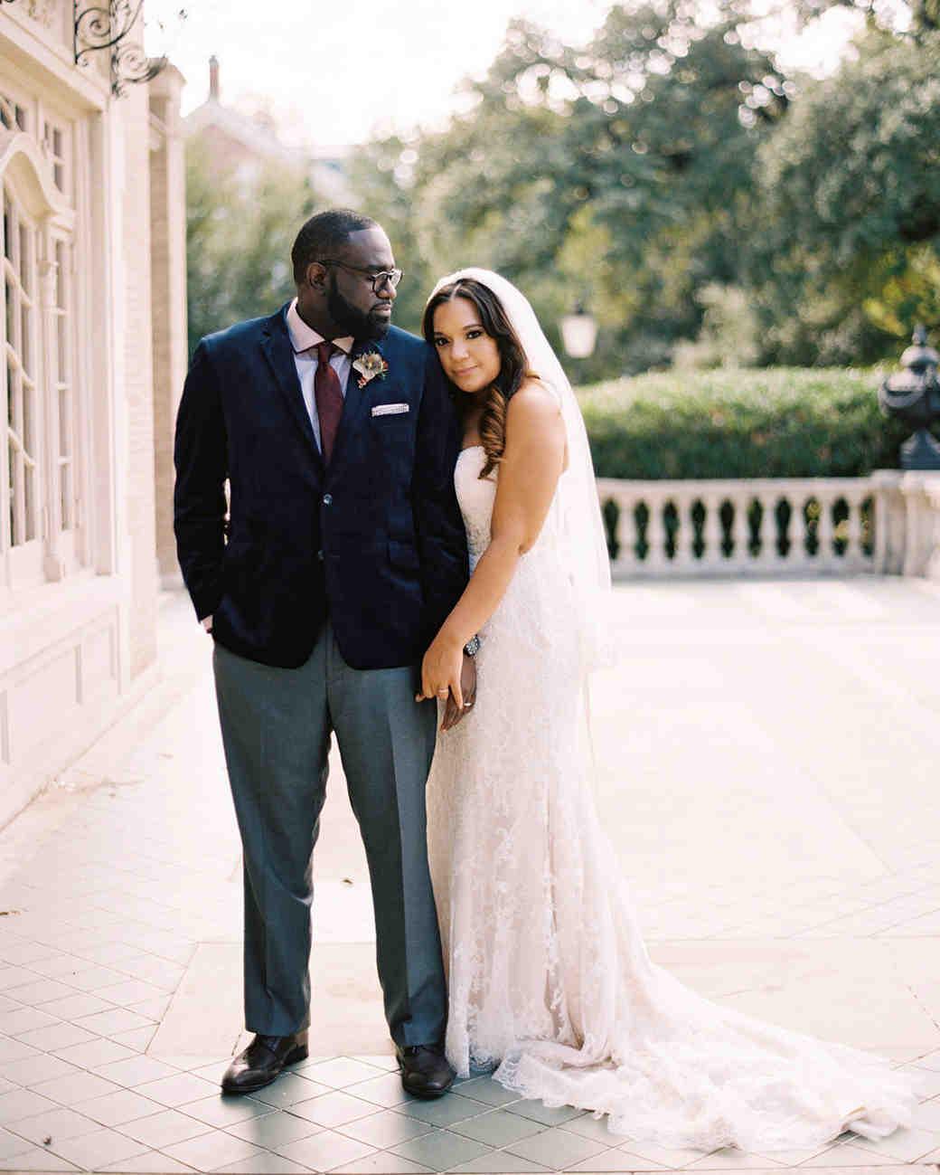 A Heartfelt Intimate Wedding At A Historic Texan Home