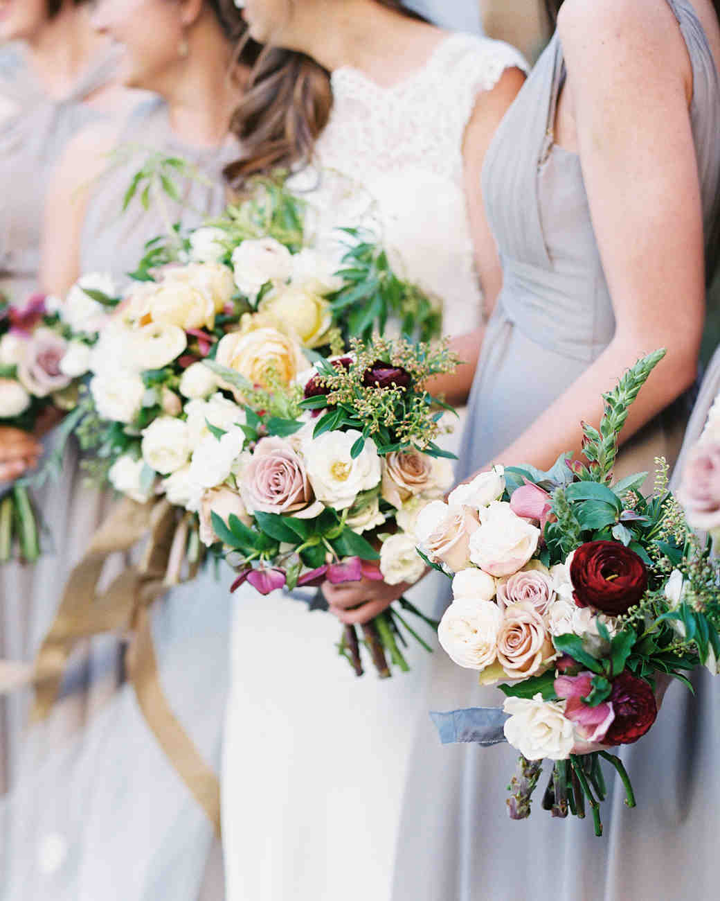 11 dos and donts for choosing your bridesmaids bouquets martha colorful bouquet izmirmasajfo