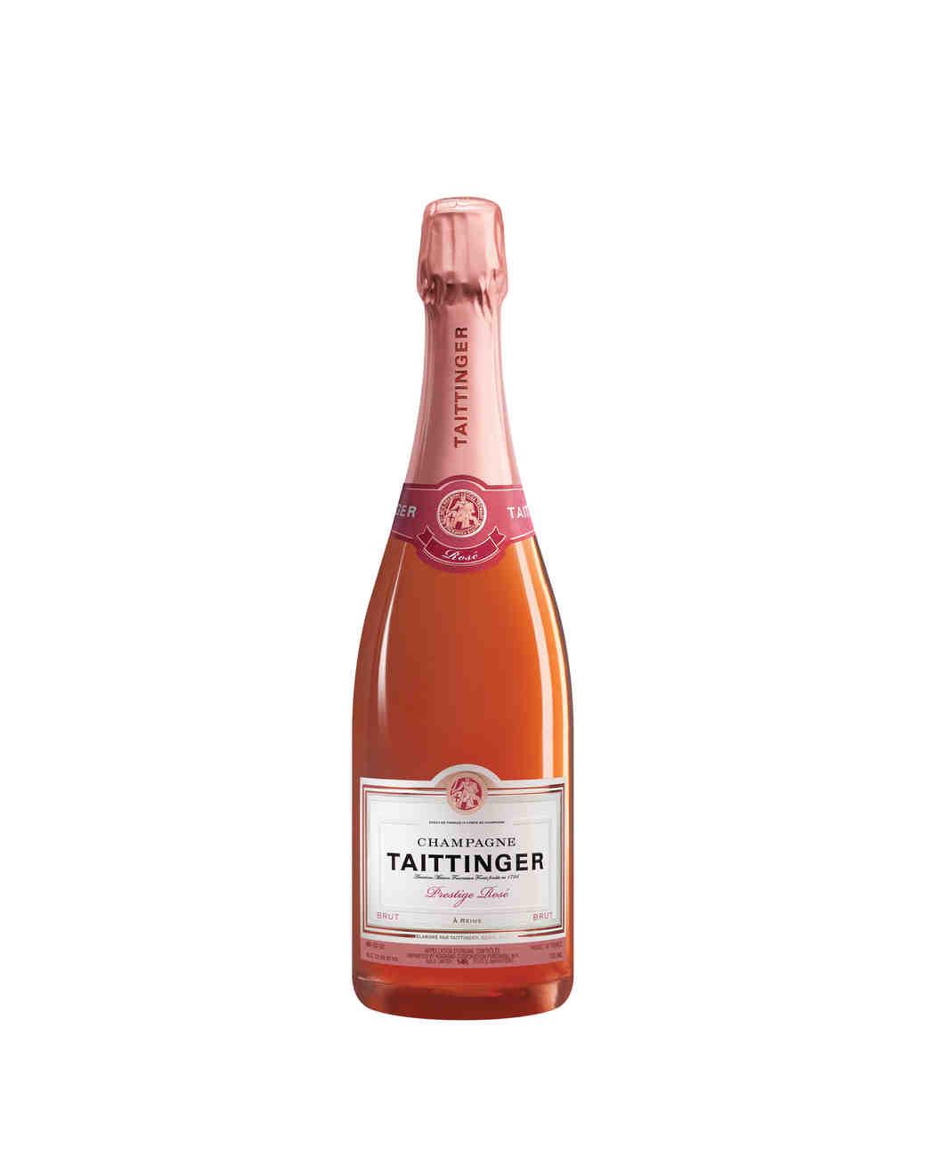 Taittinger Prestige Rose Champagne