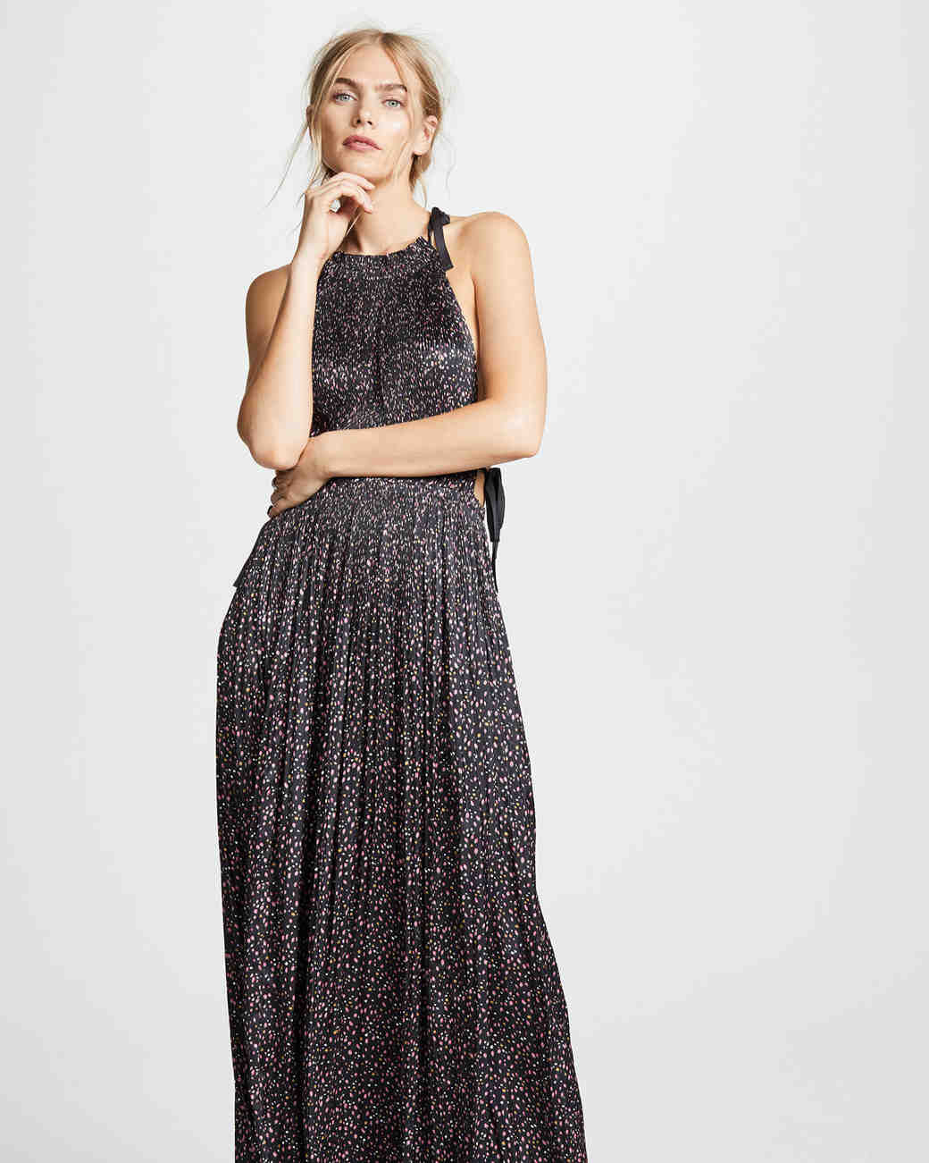 25 Beautiful Dresses To Wear As A Wedding Guest This Fall Martha Weddings