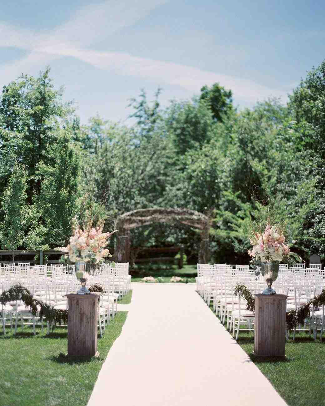 Coeur D Alene Outdoor Wedding Venues: 25 Beautiful Garden Wedding Venues