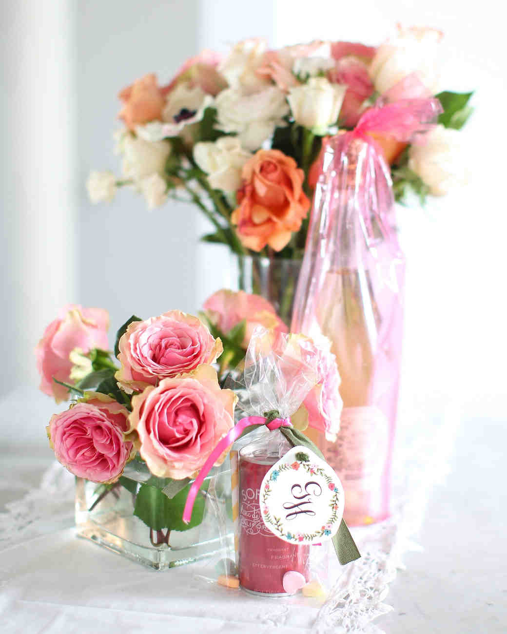 A Shabby Chic Party For Blogger And Bride To Be Geri Hirsch Martha