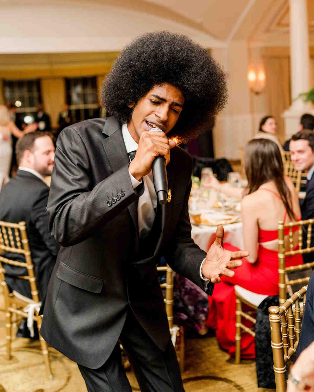 lauren christian christmas wedding band singer