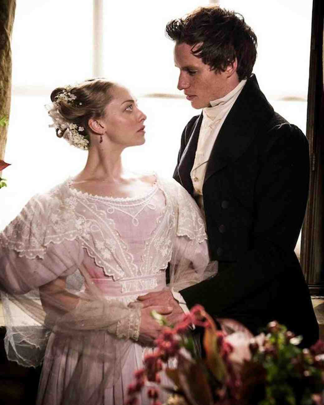 Les Miserables wedding dress