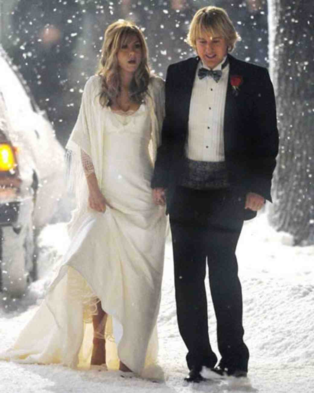 Marley and Me wedding dress