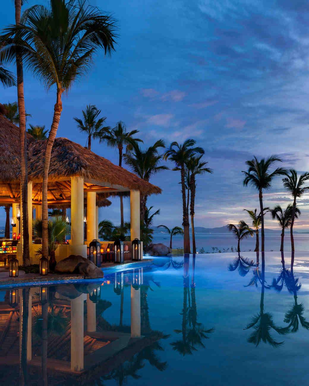 8 cool new hotels in classic honeymoon spots | martha stewart weddings