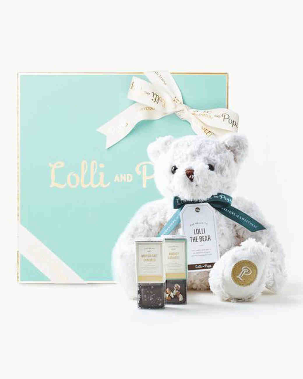 ring bearer gift guide lolli and pops chocolate bear