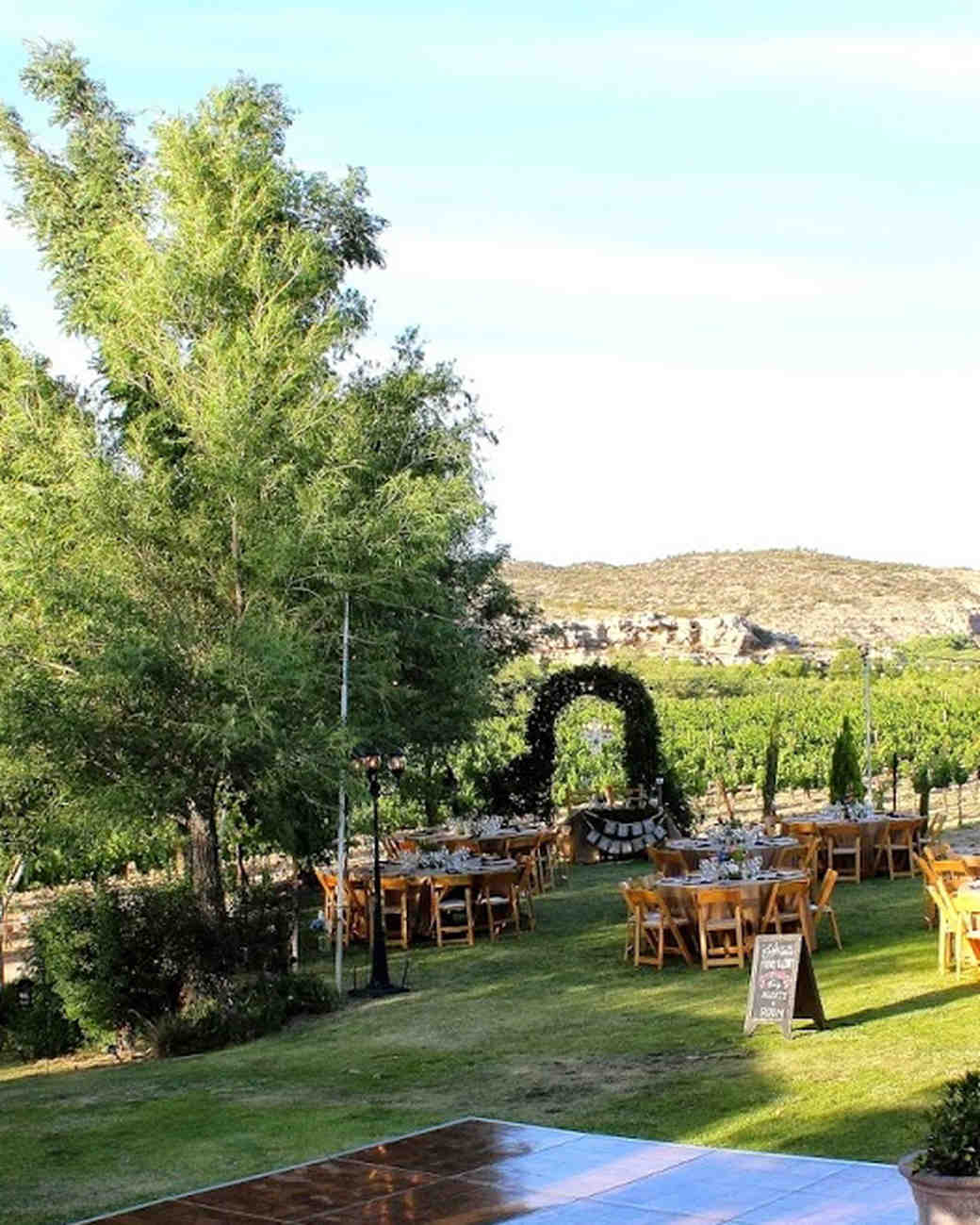 10 Vineyards Outside Of California Where You Can Get Married Martha Weddings