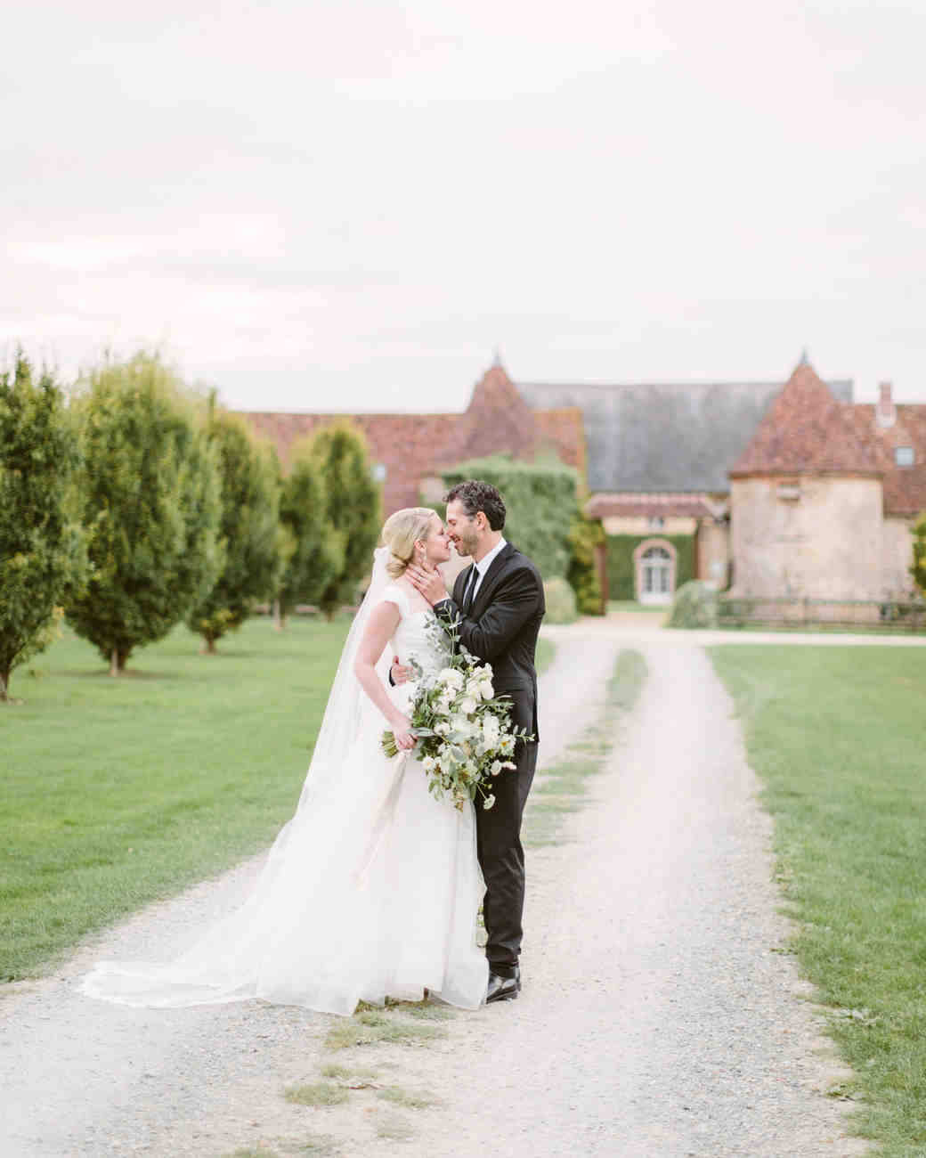 Anne Claire and Chris An Elegant Intimate Wedding