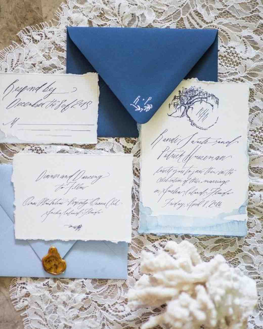 Beach Wedding Invitations That Set the Mood for a Seaside – Beach Wedding Invitations