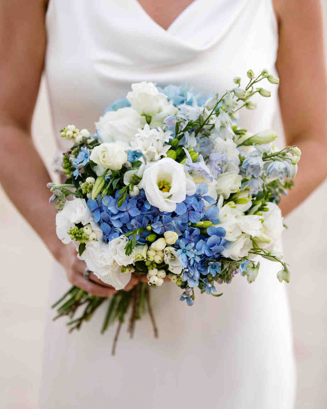 blue bouquet calli b photography mondofloraldesigns